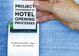Gert Noordzy: 'Beter projectmanagement noodzakelijk bij hotelopeningen