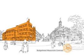 Nederland krijgt eerste budgetboetiekhotel
