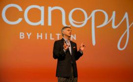Hilton introduceert met Canopy een nieuw hotelmerk