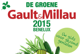 Nieuwe awards in Groene GaultMillau-gids