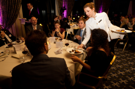 Uitdagingen in foodservice over de tong tijdens Foodservice Awards 2014