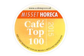 Café Top 100 2015: de Aanraders