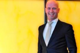 Mike van Bokhoven nieuwe gm Hotels van Oranje