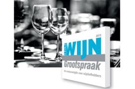 Librije's Zusje, Lemongrass en Wijn&Ko winnaars in GrootSpraak 2015