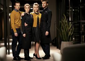 Topontwerper maakt kleding Vondel Hotels