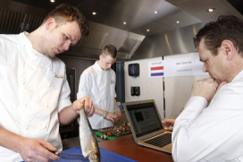 Bocuse d'Or 2015: even bellen met Jan Smink