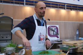 Aftrap Smaak van Van Gogh op Horecava 2015