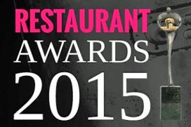 Kanshebbers eerste editie Restaurant Awards