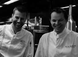Culinaire toer Schutte en Ekkebus na weddenschap