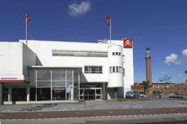Restaurant Baut gaat verder in Citroëngarage