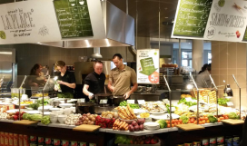 La Place opent in Uden ondanks problemen bij V&D