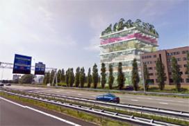 InnovatieNetwerk ontwikkelt 'gestapeld parkhotel
