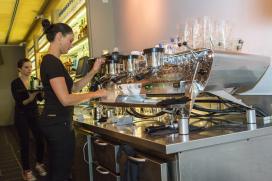 Koffie Top 100 2014 nummer 3: Palladium, Amsterdam