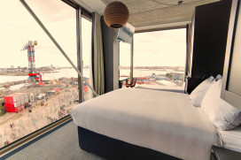 Tweede DoubleTree by Hilton opent in Amsterdam