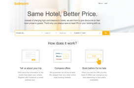 Samenwerking Bastion Hotels en Bidroom.com