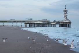 Horecaplannen in reuzenrad op Pier van Scheveningen