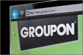Groupon verkoopt miljardste voucher