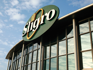 Sligro in 's-Hertogenbosch heropent