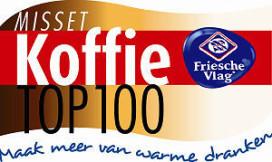 Ranglijst Koffie Top 100 2012