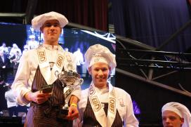 Alfred van Dijk en Mike Augustinus winnen Gouden Koksmes