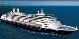 Minder Nederlanders op cruise