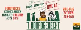 Nieuw festival met foodtrucks, kookeilanden en bandjes