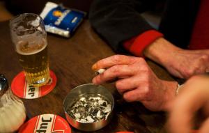 Rookverbod en verbod op rookruimtes
