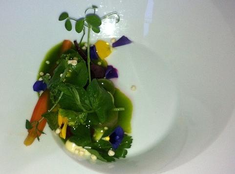 531 restaurants namen deel aan de Vegetarische Restaurantweek