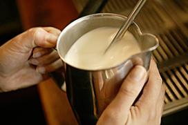Eenvijfde gebruikt biologische melk voor cappuccino