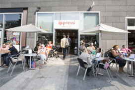 Koffie Top 100 nr. 3: IJspressi, Almere