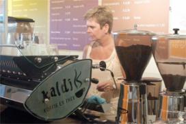 Koffie Top 100 nr. 53: Kaldi, Delft