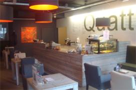 Koffie Top 100 nr. 59: Caffé Quattro, Geldrop