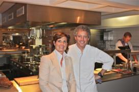 Lucas Rive: 'Champagne met medewerkers