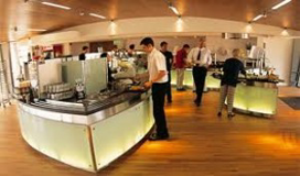 Bedrijfsrestaurant voor meerdere bedrijven