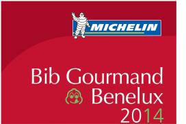 Bib Gourmands 2014: 15 nieuwe namen