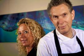 Les Ombrelles 'gigantisch blij' met Bib Gourmand 2014