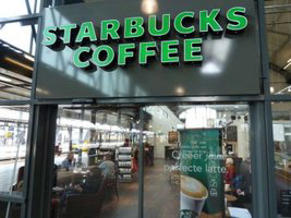 Starbucks opent bij station Haarlem
