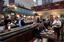 Olivier in Utrecht wint Café Top 100