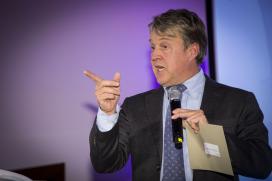 Jurylid Misset Catering Awards: 'Er is meer passie binnen de partycatering