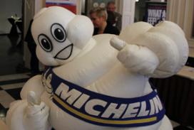 Liveblog presentatie Michelin 2015