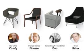 Eerste initiatief van Chairs4Chairity® bekend