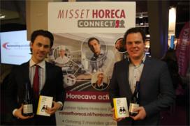 Jonker en Tengen winnen eerste beursprijs van 'Connect