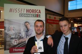 Vier winnaars Misset Horeca Connect-beursactie op slotdag