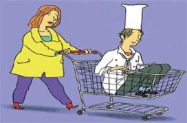 Meer gasten dankzij de supermarkt