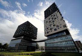 Apollo Groningen: kamers zonder opsmuk en tierelantijnen