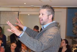 Bootcampblog Omar Dahak: 'Reken rustig meer, maar maak het waar