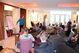 Terras Bootcamp-blog Michael Bunink: 'Altijd alle aandacht voor iedereen