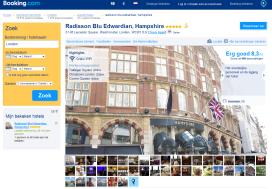 Airbnb belangrijke concurrent voor Booking.com