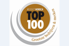 Horeca Top 100 2014 nr. 61 t/m 70