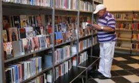Bibliotheek populair dankzij restaurant